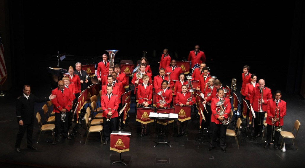 The Renown National Capital Band of The Salvation Army