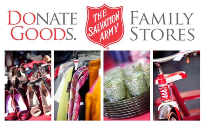 The Salvation Army Roanoke Family Store