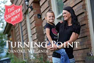 Salvation Army Roanoke Turning Points