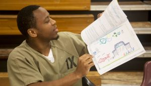 The Salvation Army in Chicago, USA, is making an impact on inmates in a city jail by helping fathers build better relationships with their children and co-parents.