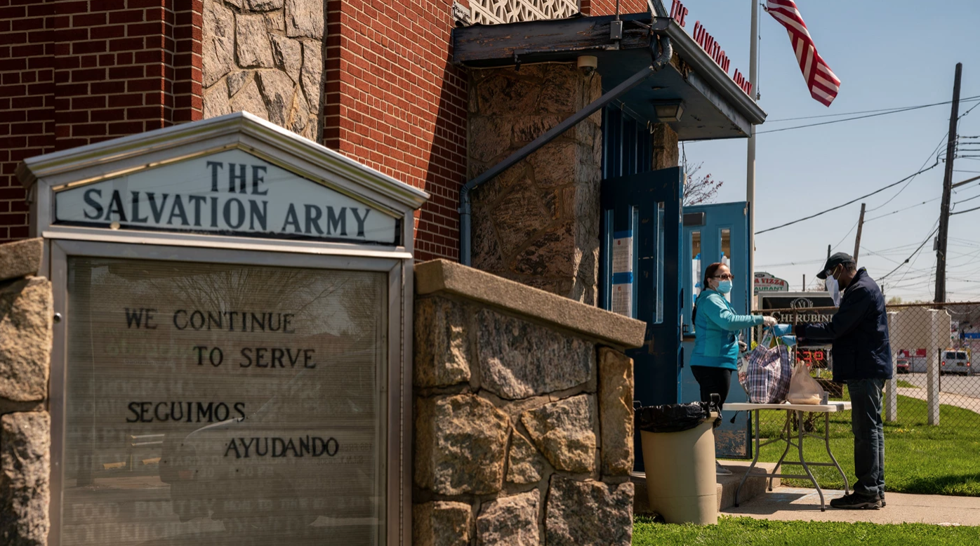 Salvation Army Adapts to Historic Demand During Pandemic