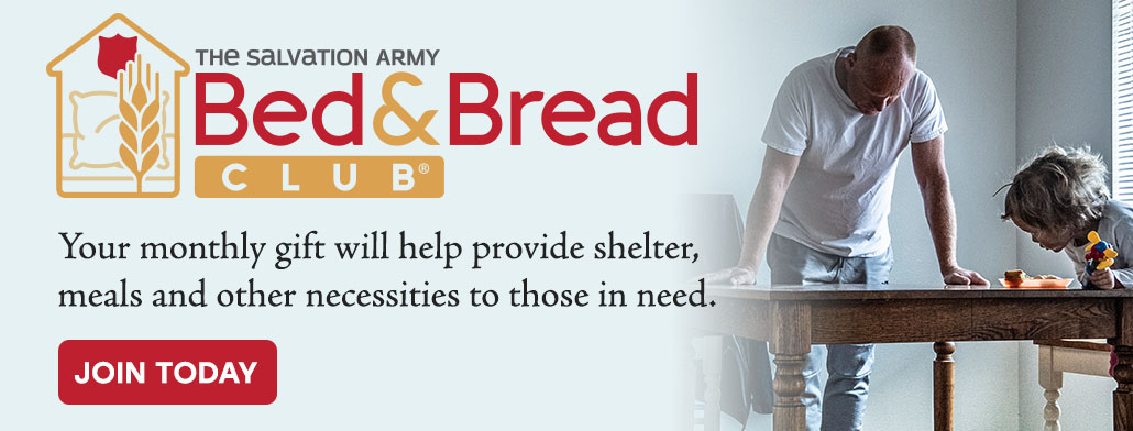 Bed and Bread Banner