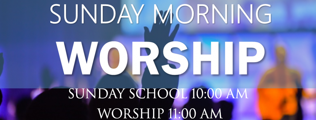 Worship Services Times