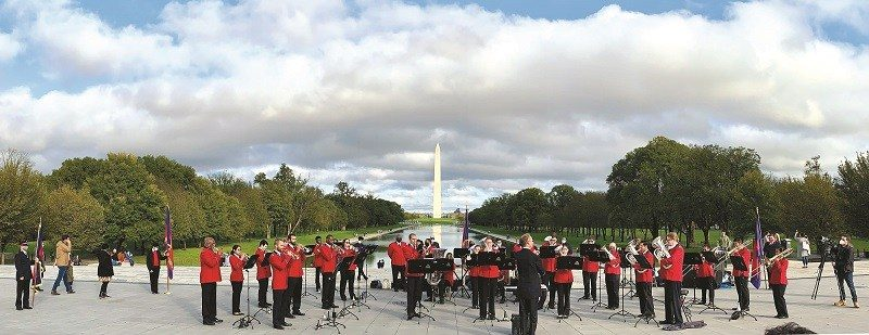 National Capital Band stays in tune despite pandemic