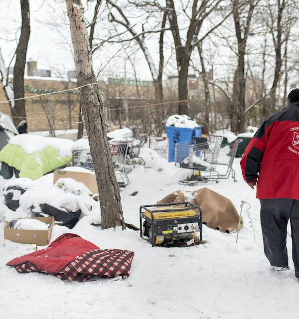 Up to 7,600 Salvation Army Locations Can Serve as Warming Centers to Fight the Freeze