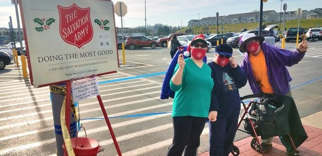 Waynesboro Red Kettle Campaign exceeds years past amidst COVID-19 pandemic