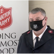 Salvation Army in Brooke County feeding community