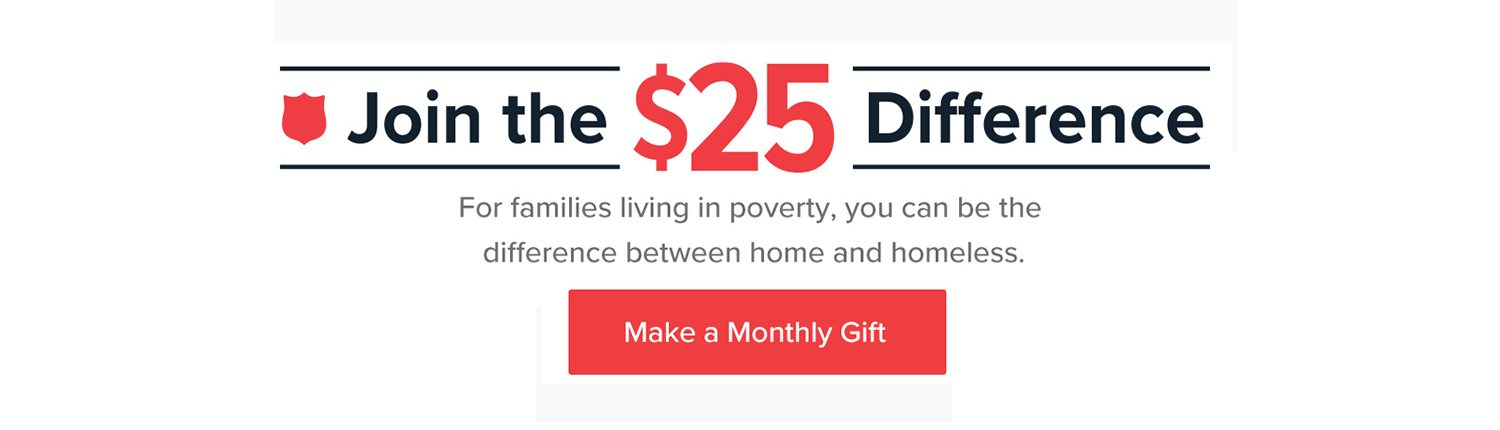 Join The 25 Difference