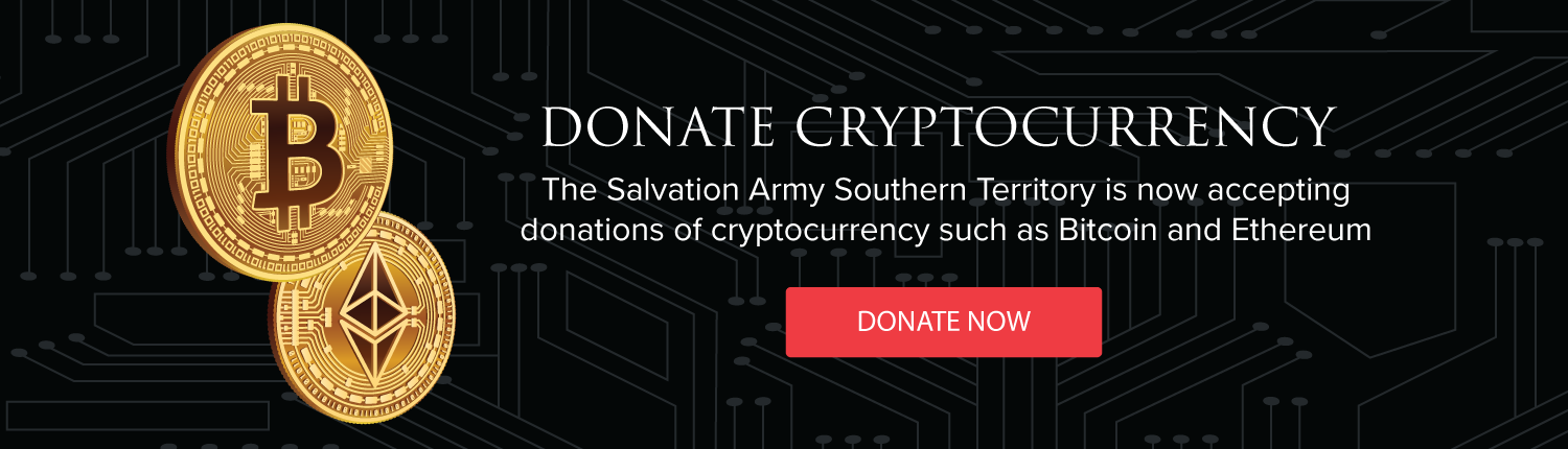 Donate CryptoCurrency