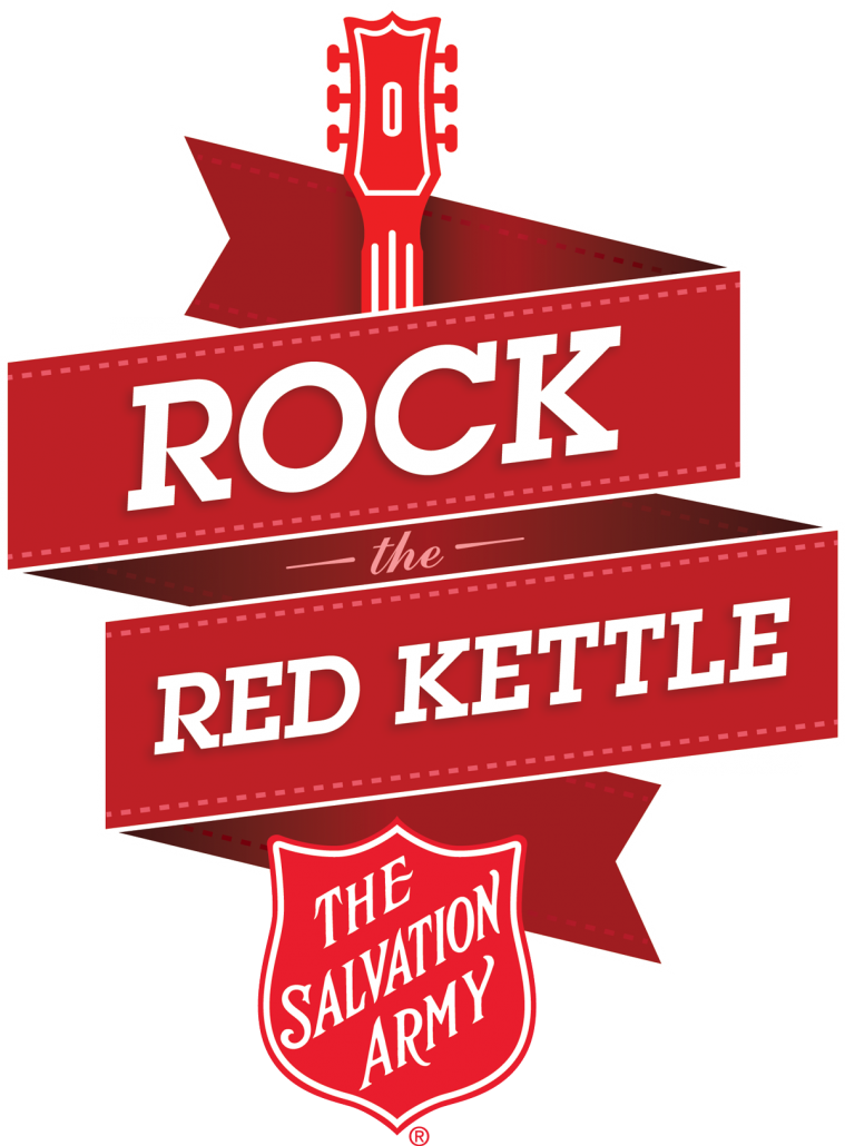 Rock The Red Kettle Logo