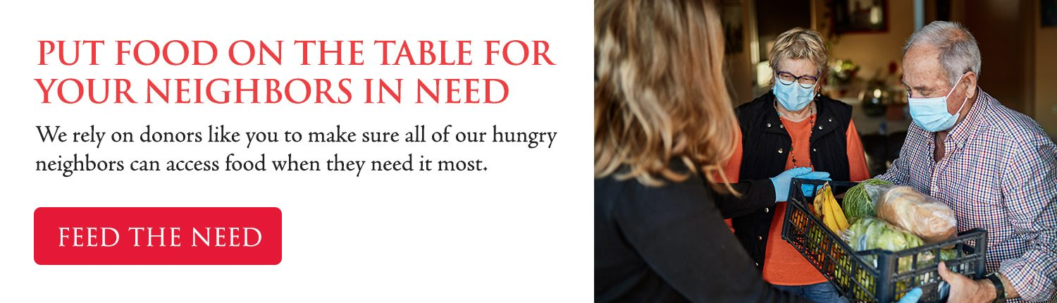 Put Food in The Table for Your Neighbors in Need