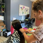 A cut above: Salon owner gives free haircuts at Salvation Army